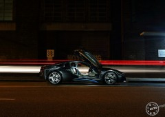 BMW i8 and Porsche Cayman GTS – 23 October 2014